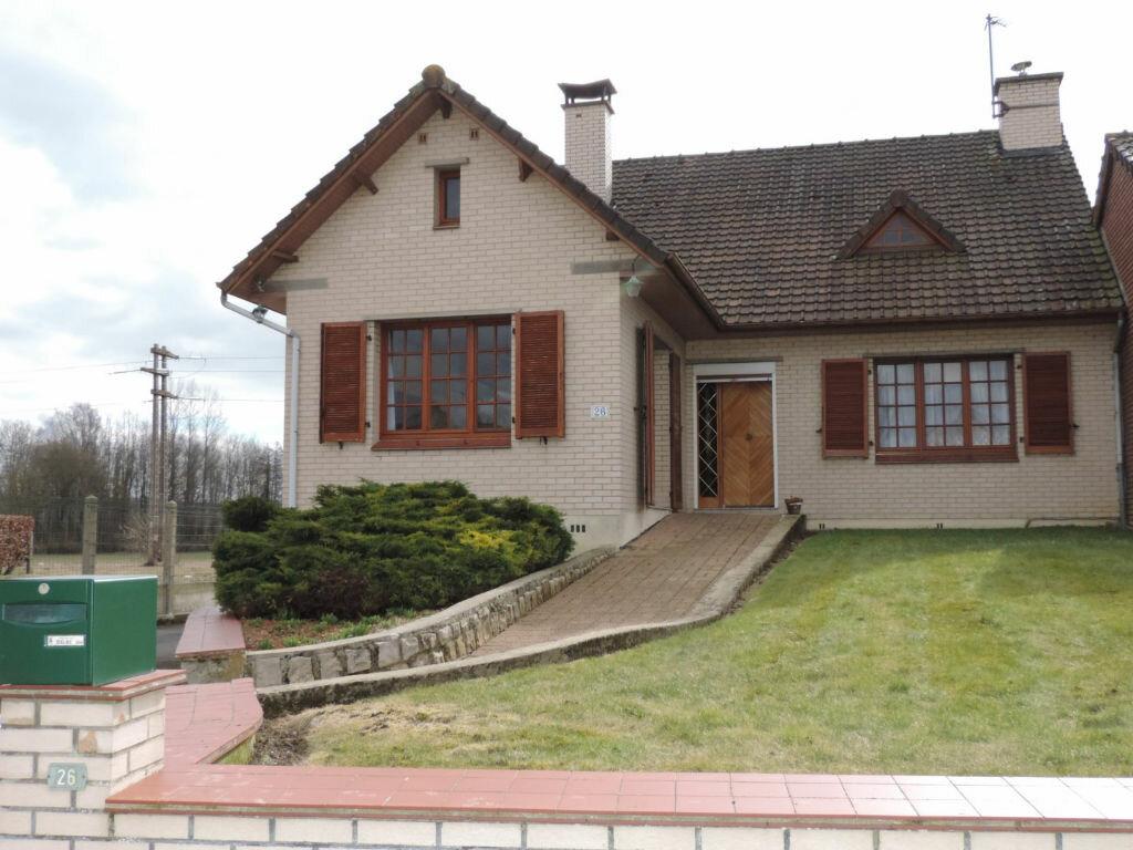 Maison à vendre 4 96m2 à Marconne vignette-1