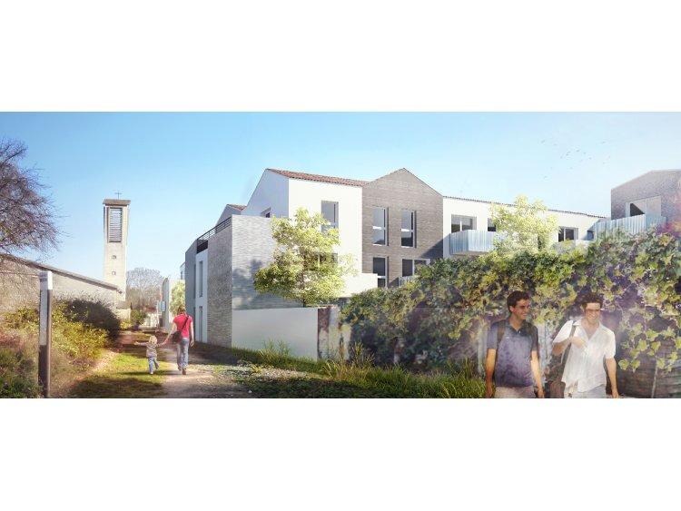 Appartement à vendre 2 42.28m2 à La Rochelle vignette-1