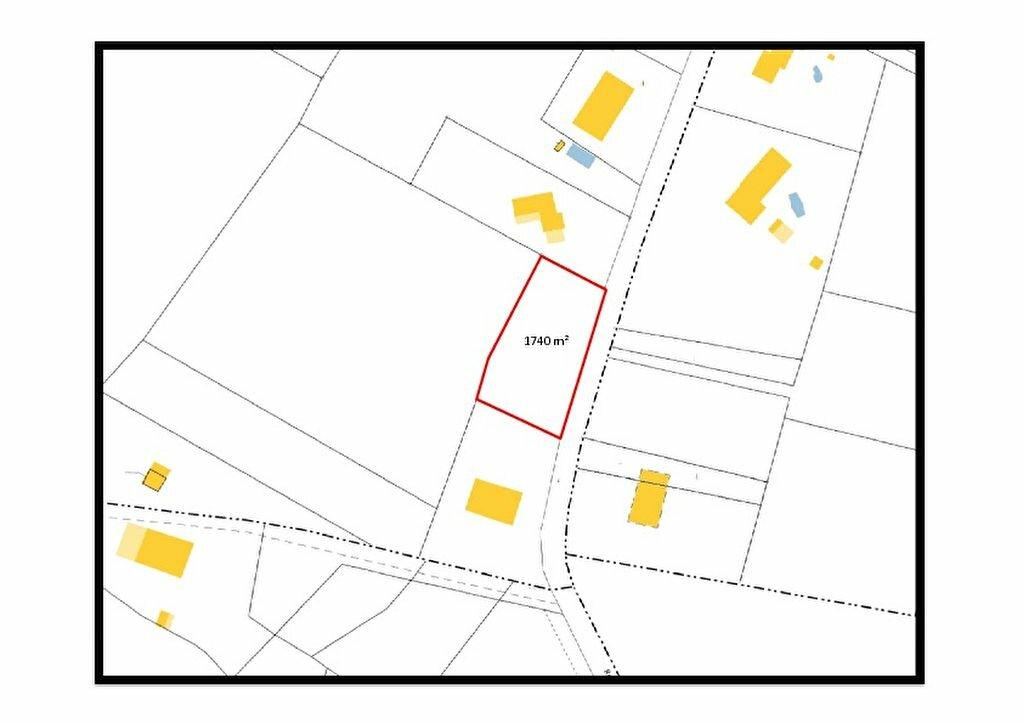 Terrain à vendre 0 1740m2 à Roquesérière vignette-3