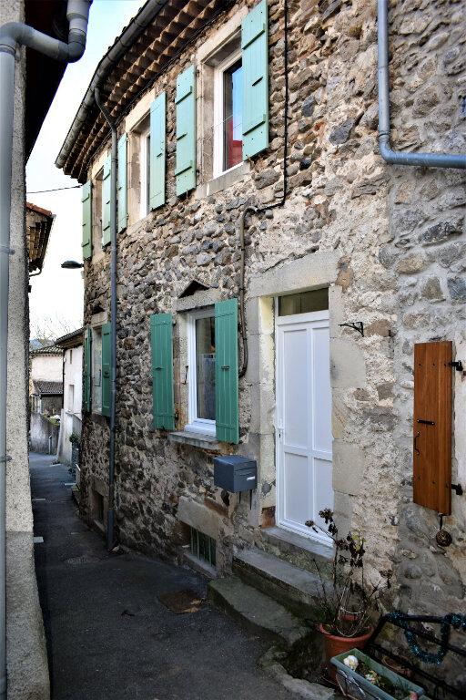 Maison à vendre 3 90m2 à Saint-Fortunat-sur-Eyrieux vignette-1