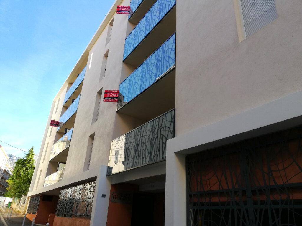 Appartement à louer 2 37.37m2 à Toulon vignette-2