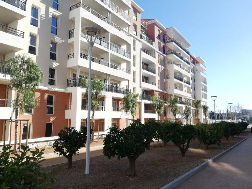 Appartement à louer 2 34.62m2 à Toulon vignette-9