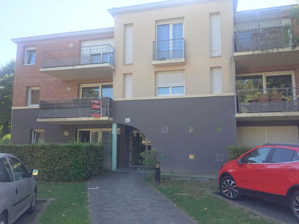 Appartement à louer 2 40m2 à Wasquehal vignette-1