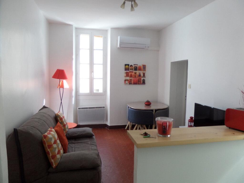 Appartement à louer 1 24.2m2 à Cadenet vignette-1