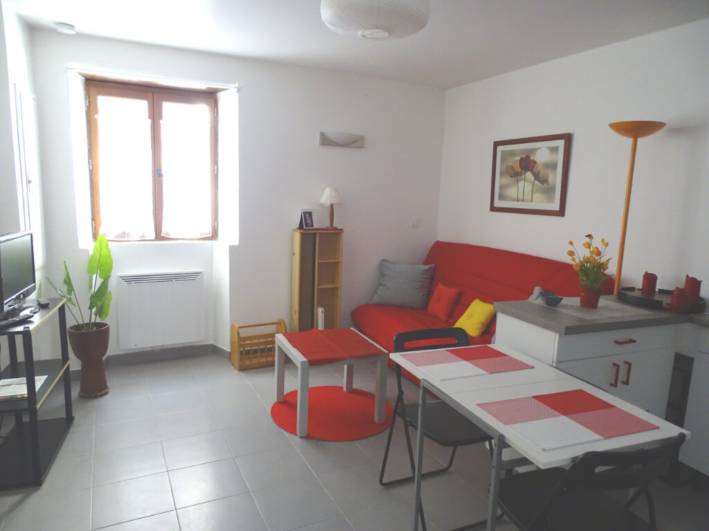 Appartement à louer 1 24m2 à Vaugines vignette-1