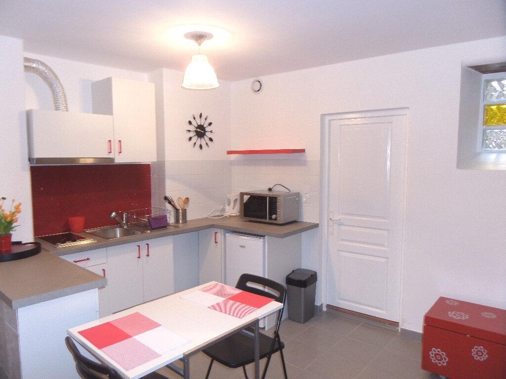Appartement à louer 1 24m2 à Vaugines vignette-2