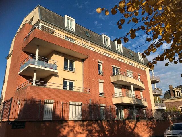 Appartement à louer 1 20m2 à Noyon vignette-4