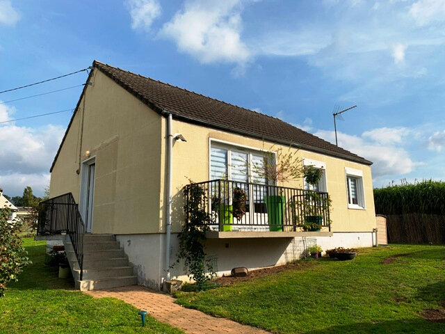 Maison à louer 3 69.34m2 à Frétoy-le-Château vignette-1
