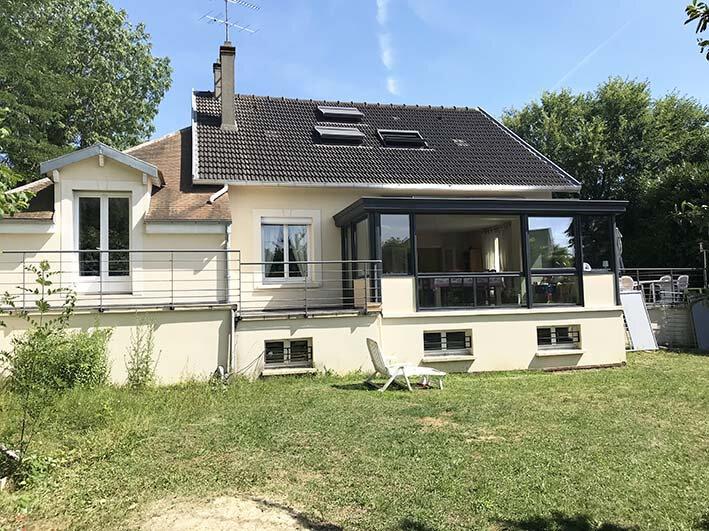 Maison à vendre 9 180m2 à Ézanville vignette-1