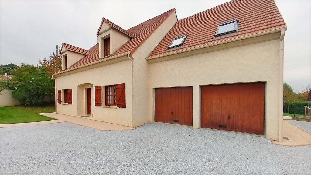 Maison à vendre 8 172m2 à Bouffémont vignette-1