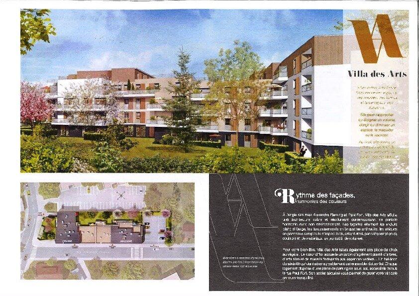 Appartement à vendre 1 28.83m2 à Ézanville vignette-1
