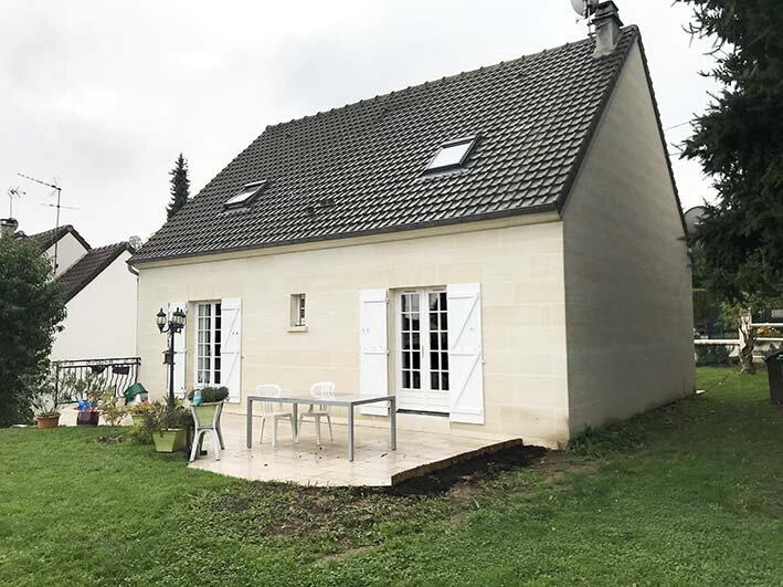Maison à vendre 6 128m2 à Domont vignette-1