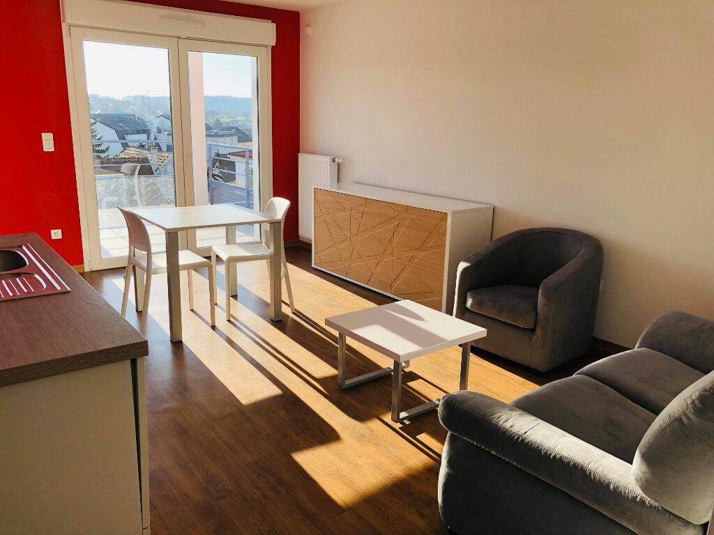 Appartement à louer 2 46m2 à Waldighofen vignette-1