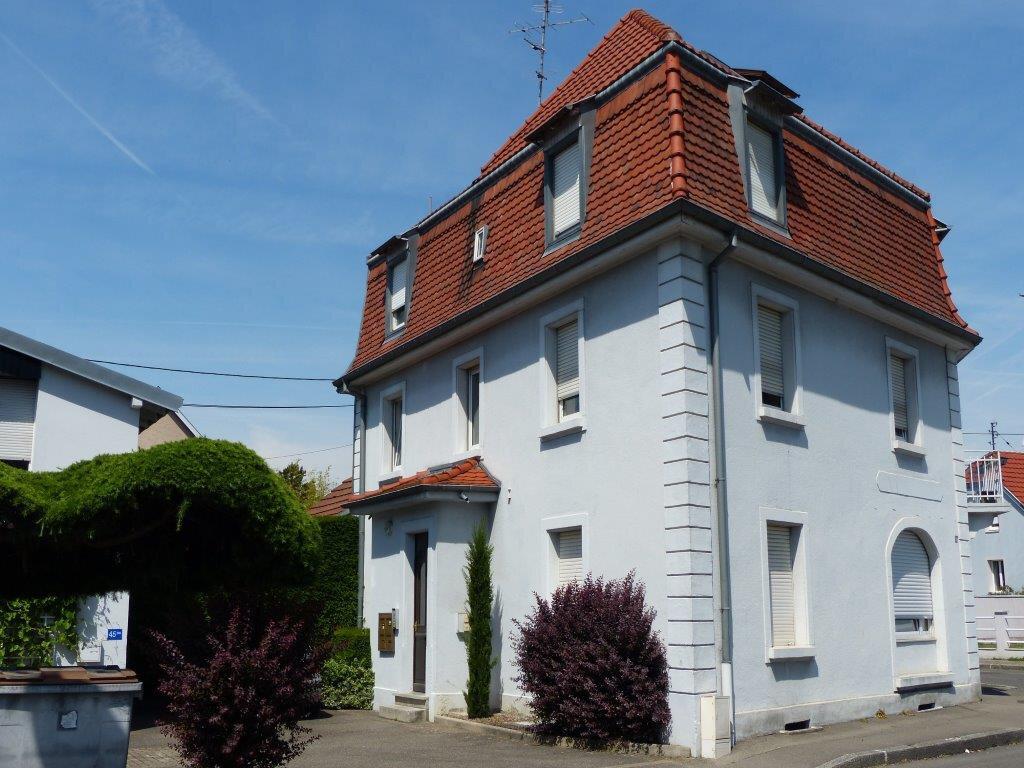 Appartement à louer 3 72.28m2 à Kingersheim vignette-1