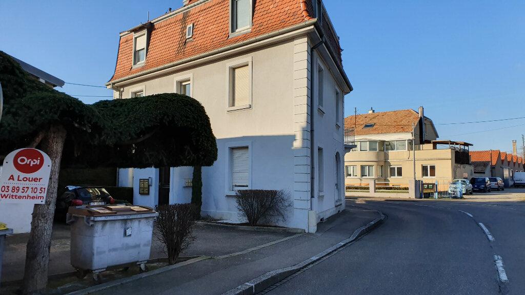 Appartement à louer 1 16.3m2 à Kingersheim vignette-5