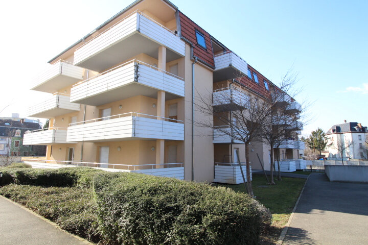 Appartement à louer 2 38.82m2 à Illzach vignette-1