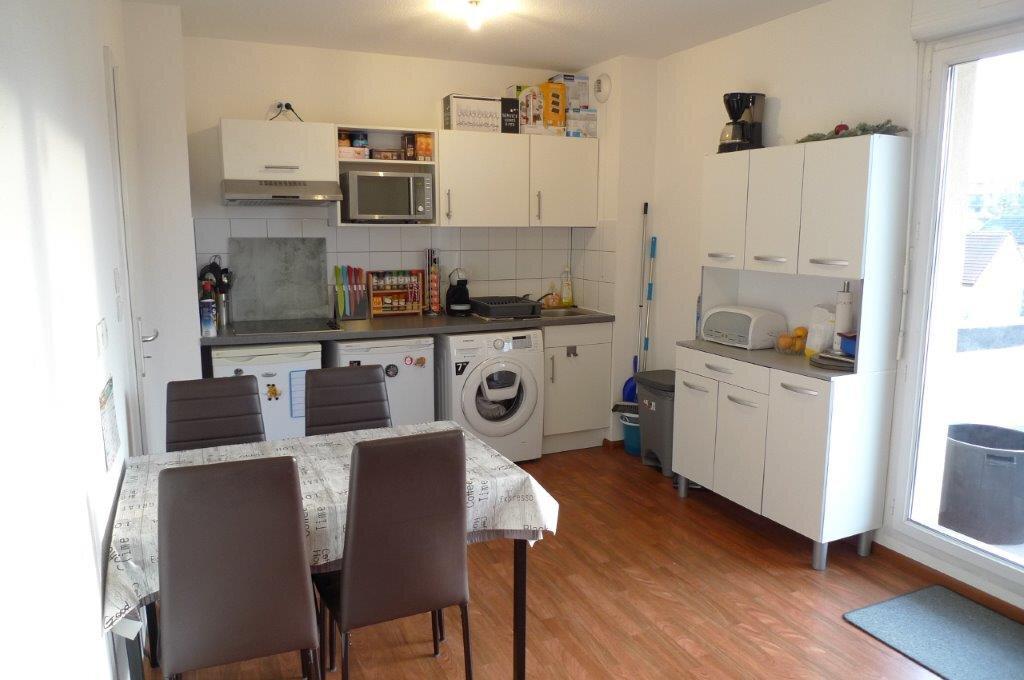 Appartement à louer 2 38.82m2 à Illzach vignette-2