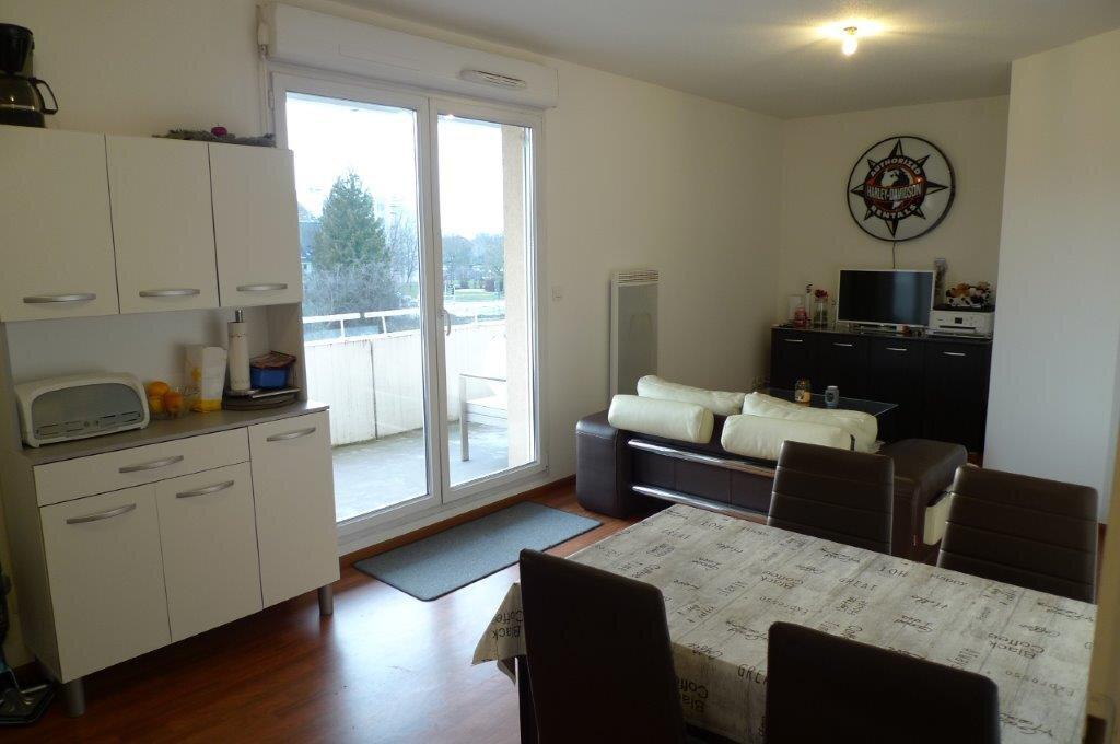 Appartement à louer 2 38.82m2 à Illzach vignette-3