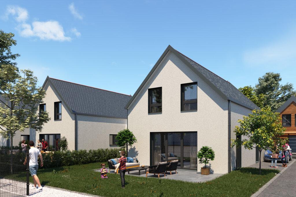Maison à vendre 5 92m2 à Kingersheim vignette-1