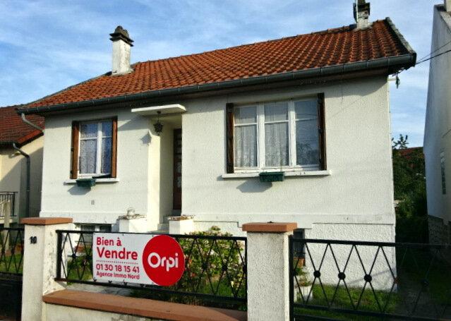 Maison à vendre 4 66m2 à Goussainville vignette-9