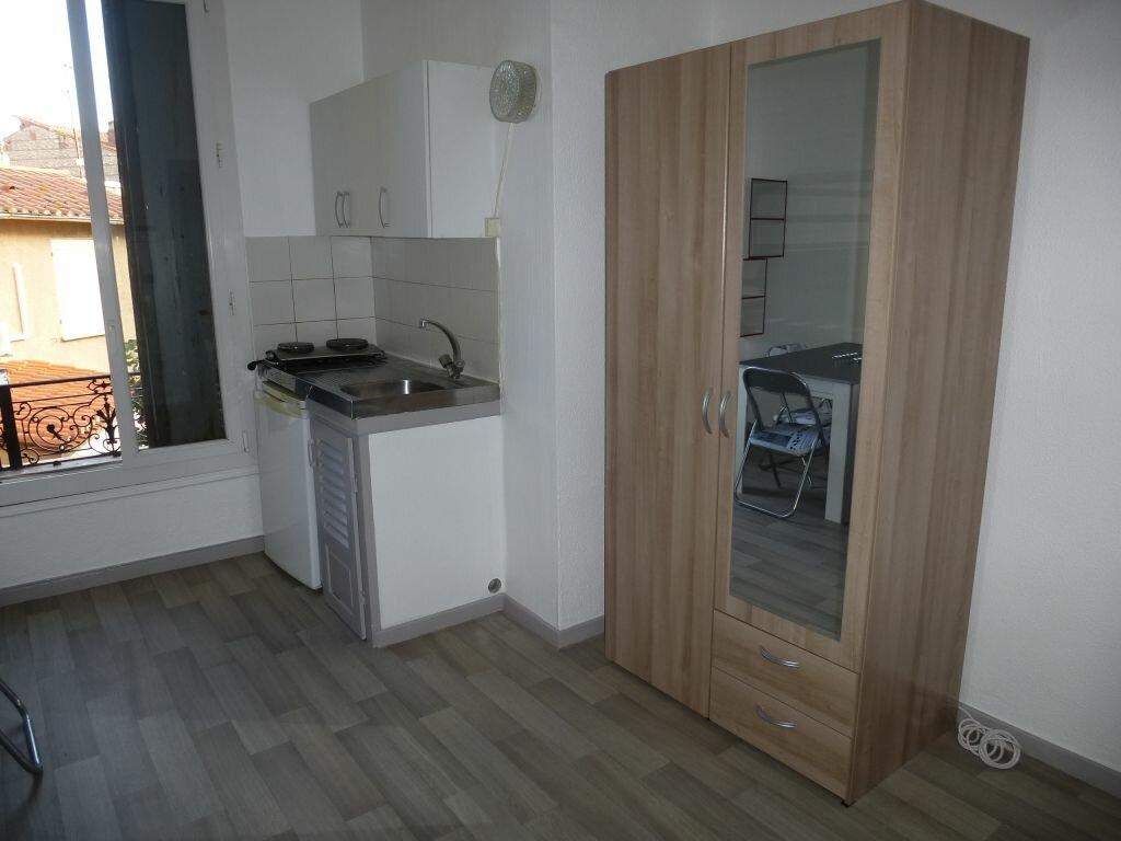 Appartement à louer 1 18.66m2 à Perpignan vignette-2