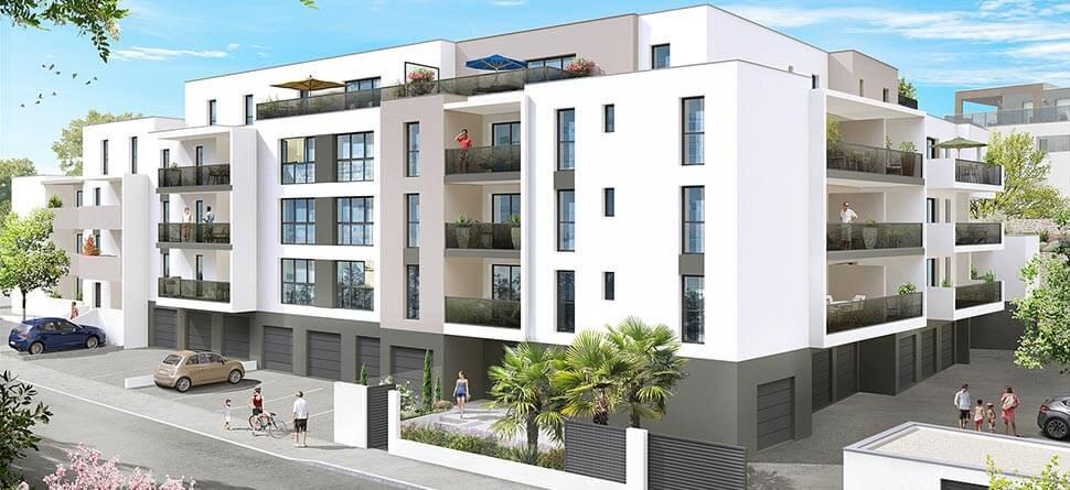 Appartement à louer 2 52.54m2 à Perpignan vignette-1