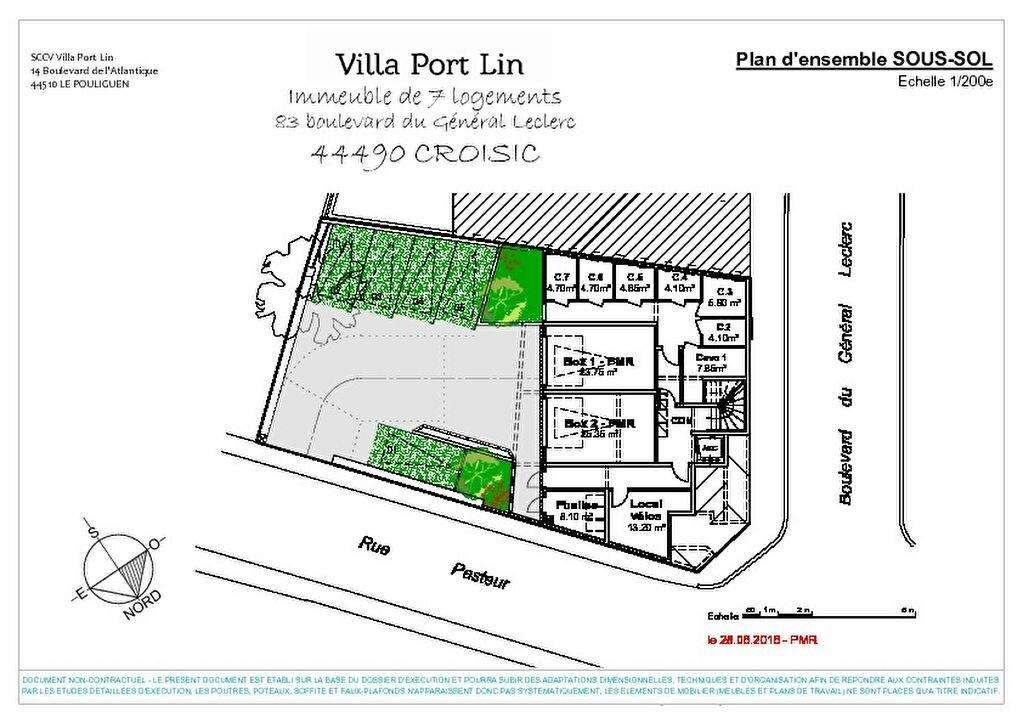 Appartement à vendre 3 57.95m2 à Le Croisic vignette-10