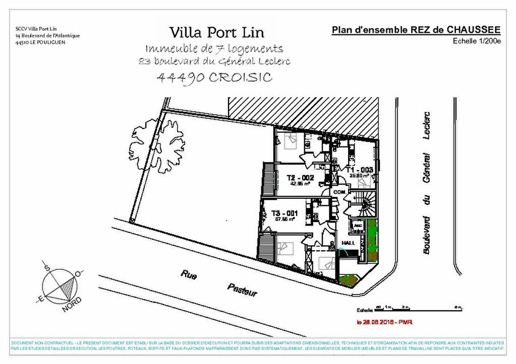 Appartement à vendre 3 57.95m2 à Le Croisic vignette-11