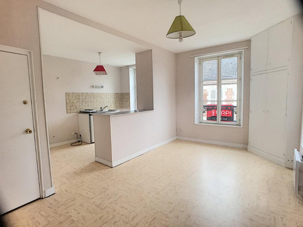 Appartement à louer 1 29m2 à La Ferté-Saint-Aubin vignette-2