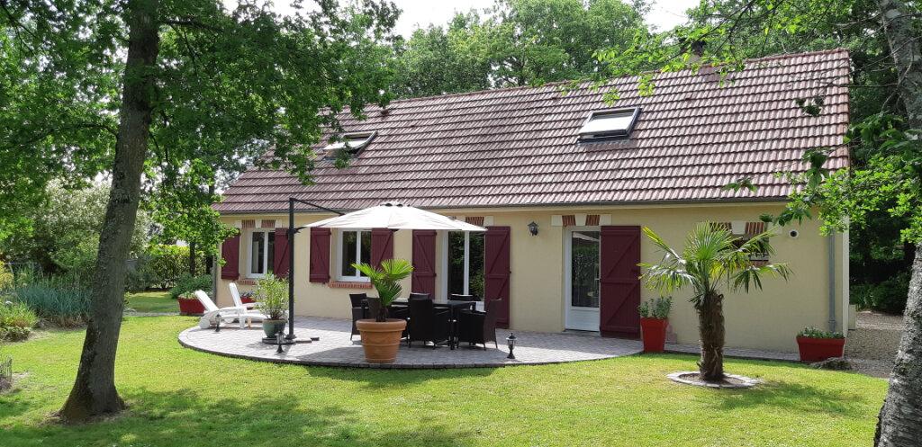 Maison à vendre 5 131m2 à Lamotte-Beuvron vignette-1