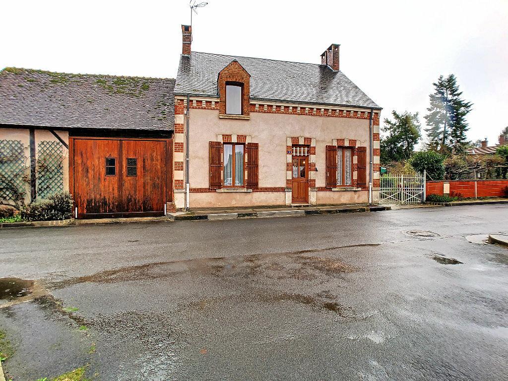 Maison à vendre 5 142m2 à Chaumont-sur-Tharonne vignette-1