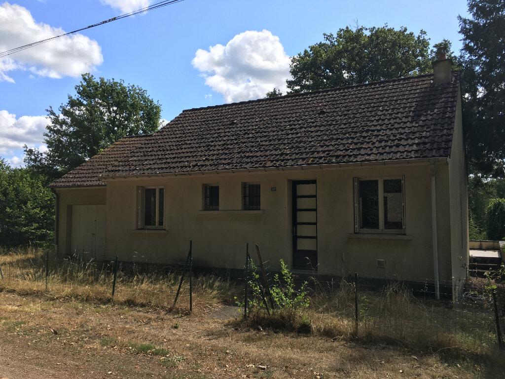 Maison à vendre 3 75.76m2 à Pierrefitte-sur-Sauldre vignette-1