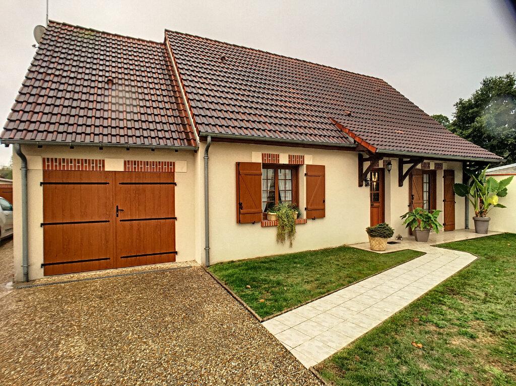 Maison à vendre 4 102m2 à Lamotte-Beuvron vignette-12