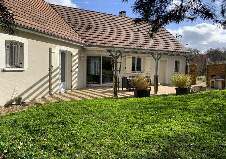 Maison à vendre 5 115m2 à Lamotte-Beuvron vignette-7