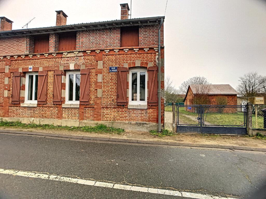 Maison à louer 3 61m2 à Chaumont-sur-Tharonne vignette-1