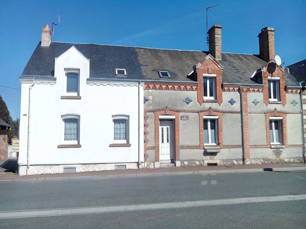 Maison à vendre 4 77.11m2 à Nouan-le-Fuzelier vignette-1