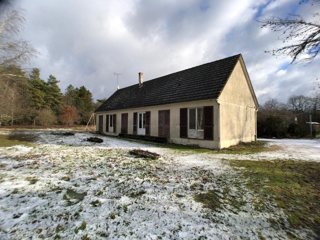 Maison à vendre 5 109m2 à Ligny-le-Ribault vignette-1