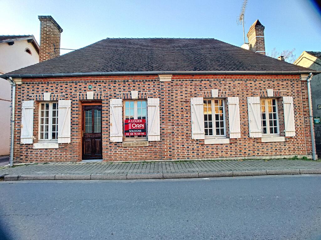 Maison à louer 2 65m2 à Saint-Viâtre vignette-1