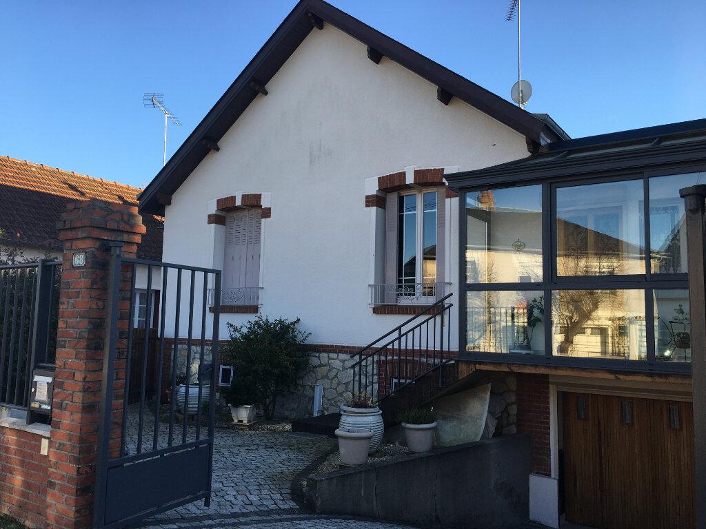 Maison à vendre 7 157m2 à Lamotte-Beuvron vignette-1