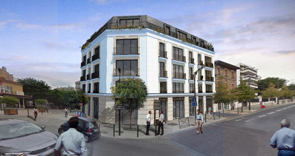 Appartement à vendre 2 42m2 à Le Perreux-sur-Marne vignette-1