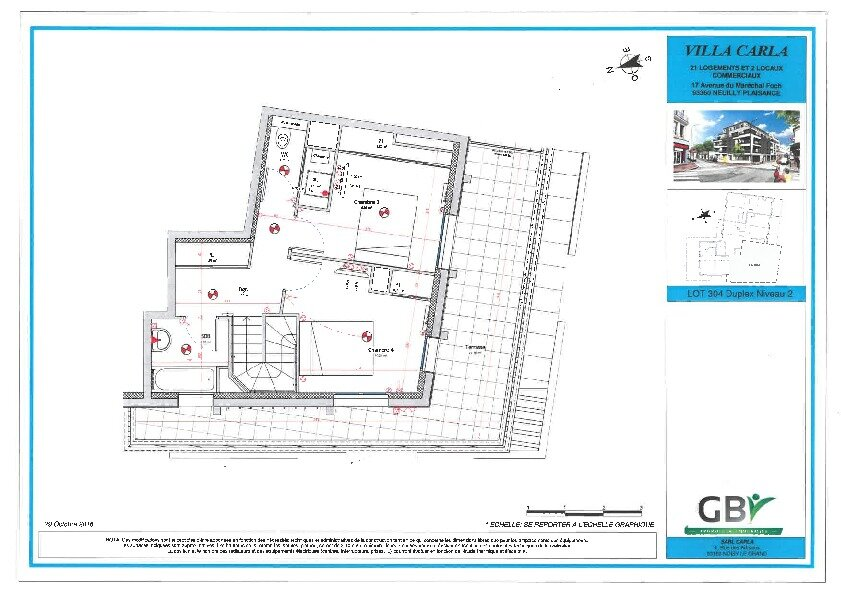 Appartement à vendre 5 87.19m2 à Neuilly-Plaisance vignette-1