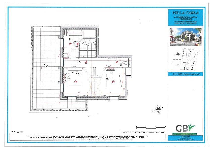 Appartement à vendre 5 85.01m2 à Neuilly-Plaisance vignette-1