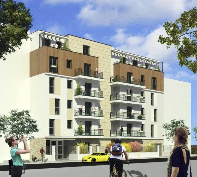 Appartement à vendre 3 60m2 à Villemomble vignette-1