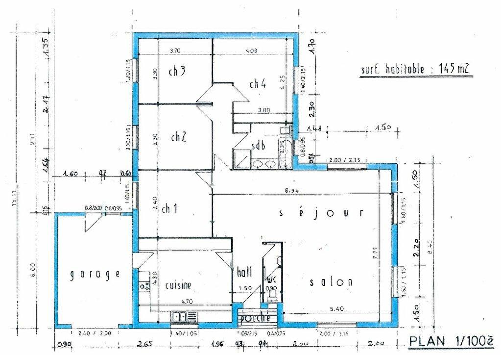 Maison à vendre 4 145m2 à Fonsorbes vignette-2