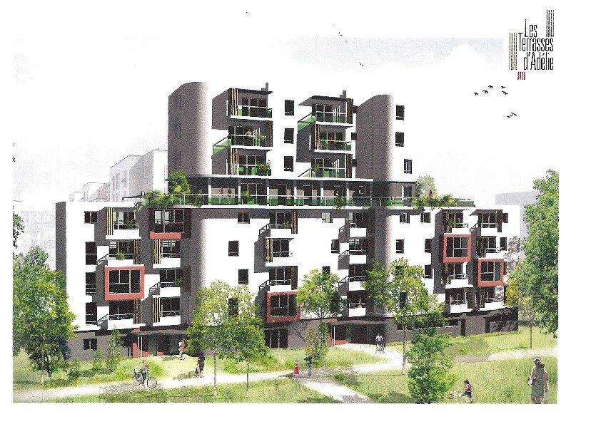 Appartement à vendre 4 91.85m2 à Toulouse vignette-1