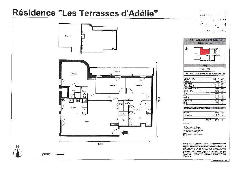 Appartement à vendre 4 91.85m2 à Toulouse vignette-2