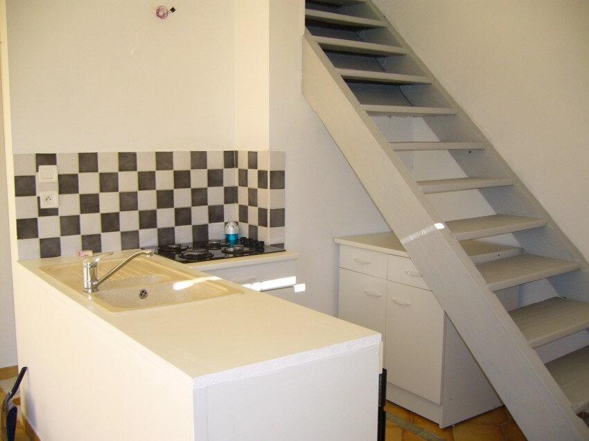 Appartement à louer 2 36m2 à Salavas vignette-3