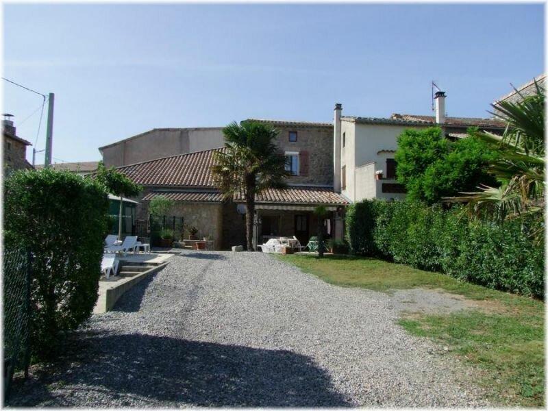 Maison à vendre 6 154m2 à Laurac-en-Vivarais vignette-1