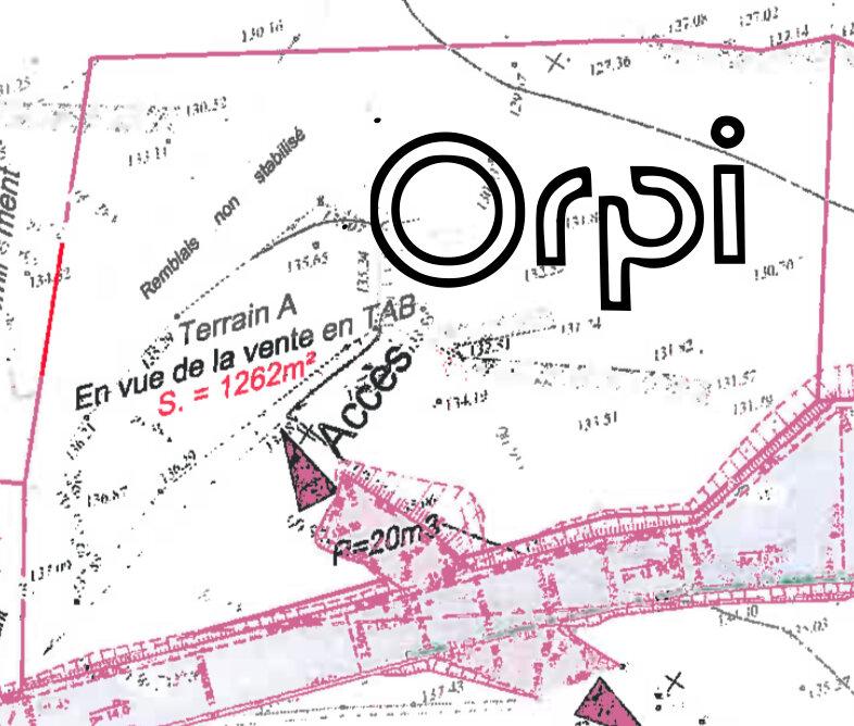 Terrain à vendre 0 1262m2 à Saint-Alban-Auriolles vignette-2