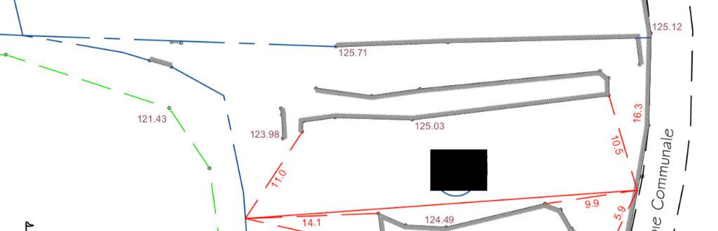 Terrain à vendre 0 800m2 à Saint-Alban-Auriolles vignette-4